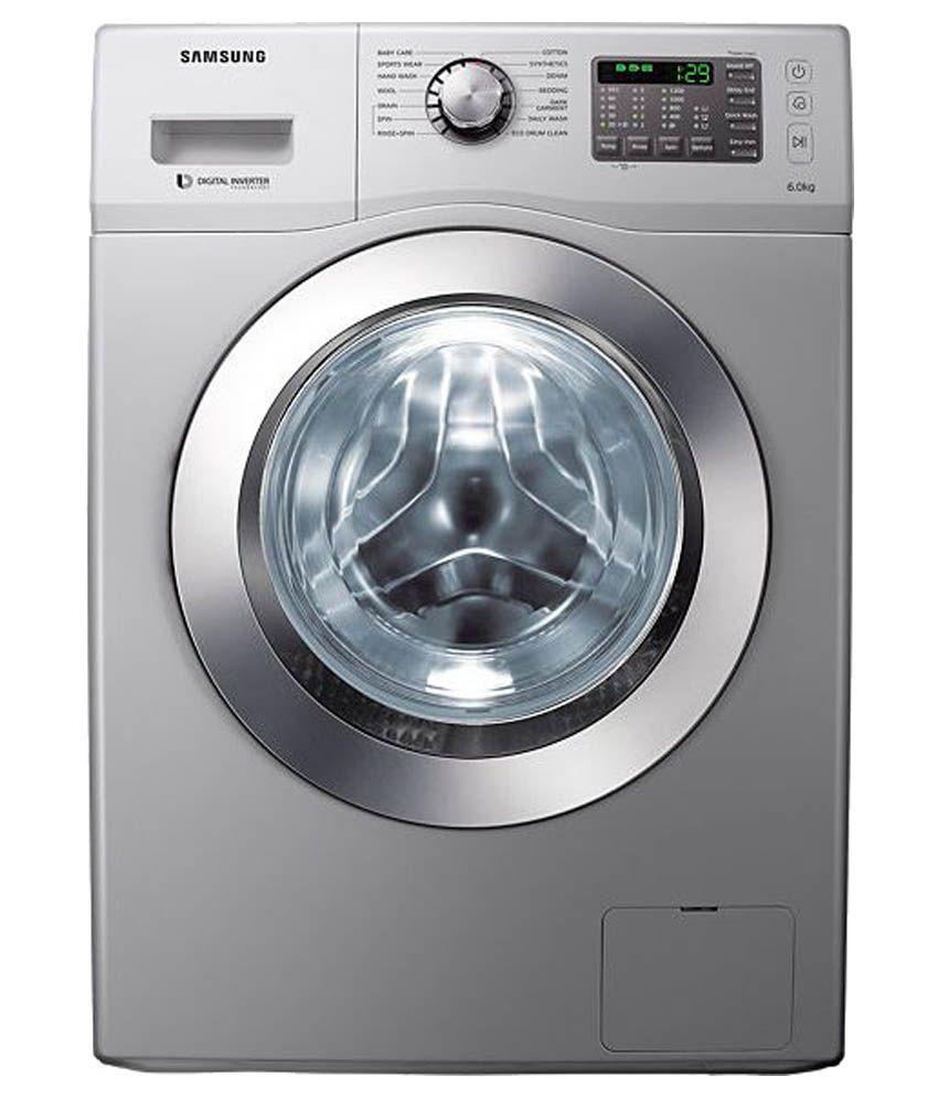 SAMSUNG WF652U2BHSD 6.5KG Fully Automatic Front Load Washing Machine