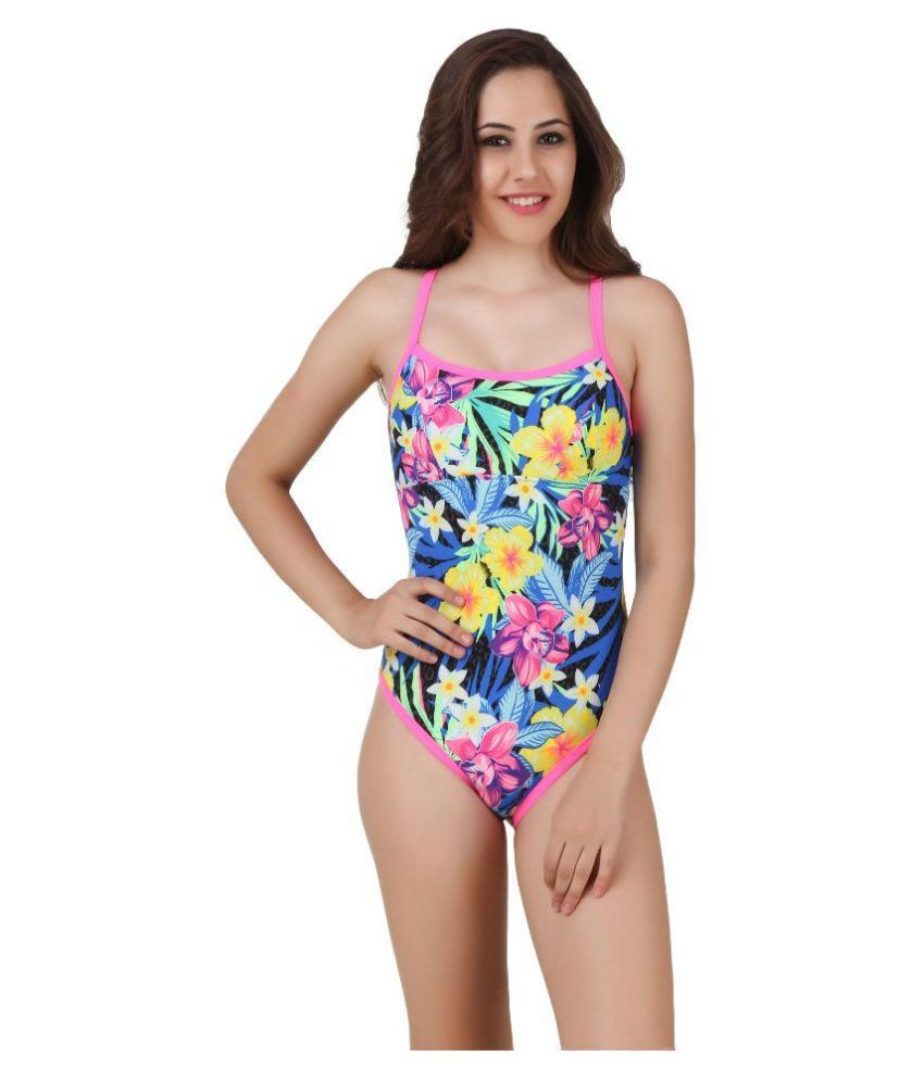 TYR Multicolour Polyester Swimsuit