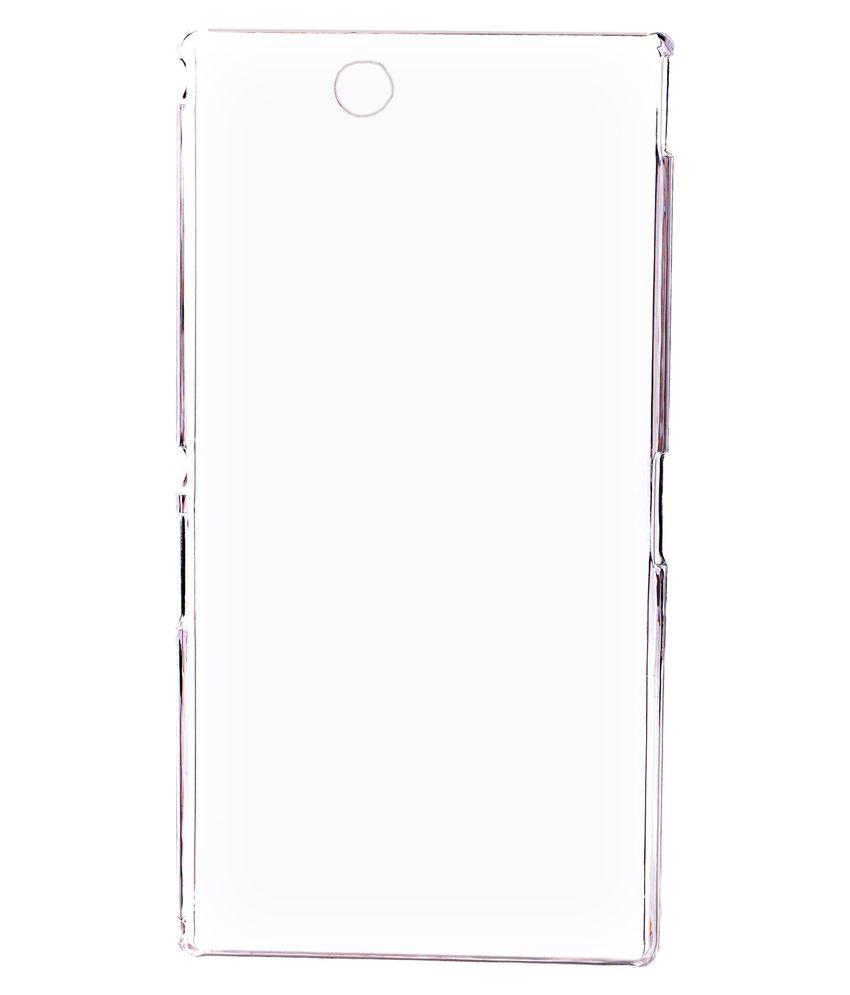 Price available in white or black for about 2399 for all four - 2010kharido Plain Back Cover For Sony Xperia Z Ultra Transparent Available At Snapdeal For Rs