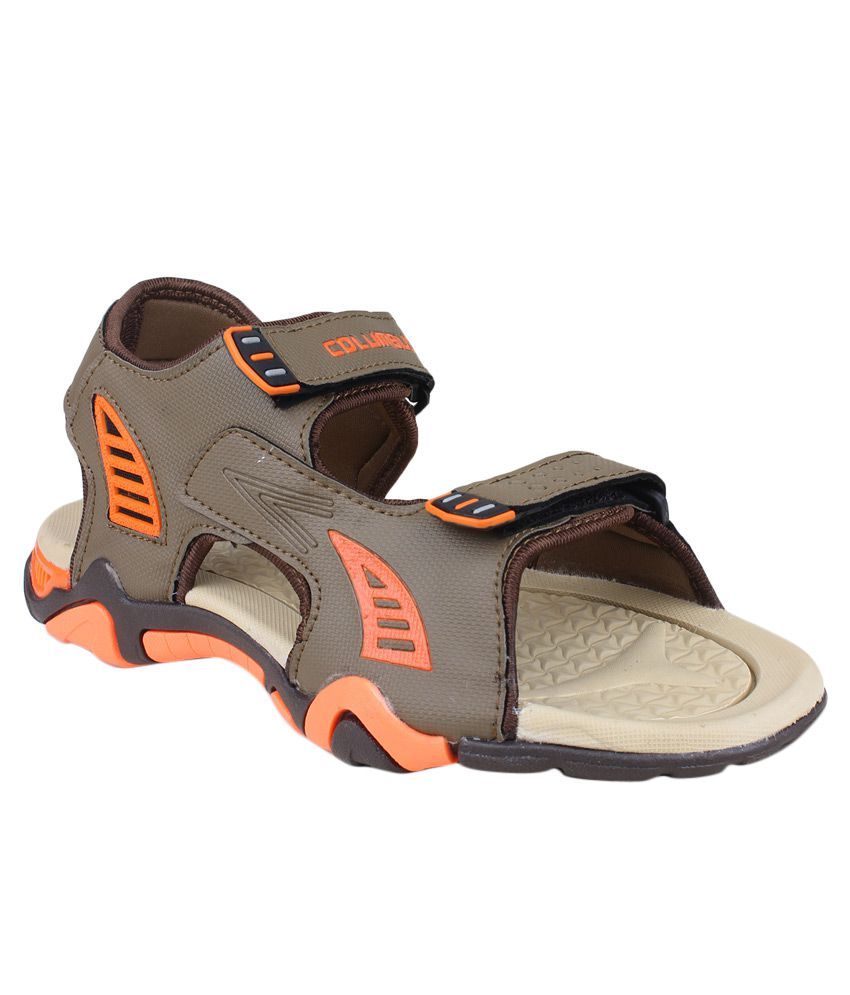 cheap excellent cost online Columbus Orange Floater Sandals shop offer cheap price buy cheap best zbhxX