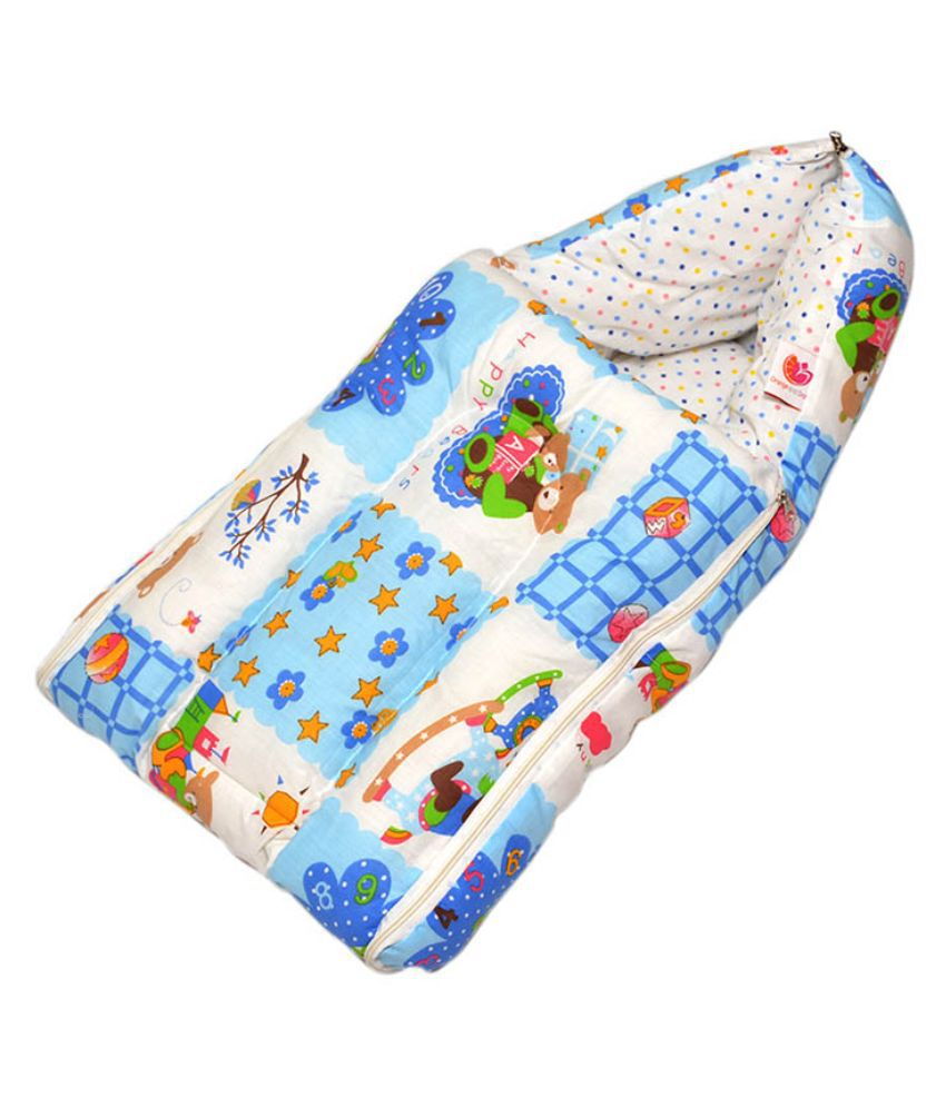 Orange And Orchid Multi Color Sleeping Bags
