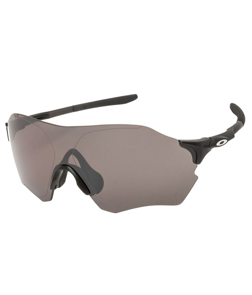 Oakley Gray Wrap Around Sunglasses ( OO9327-06 )