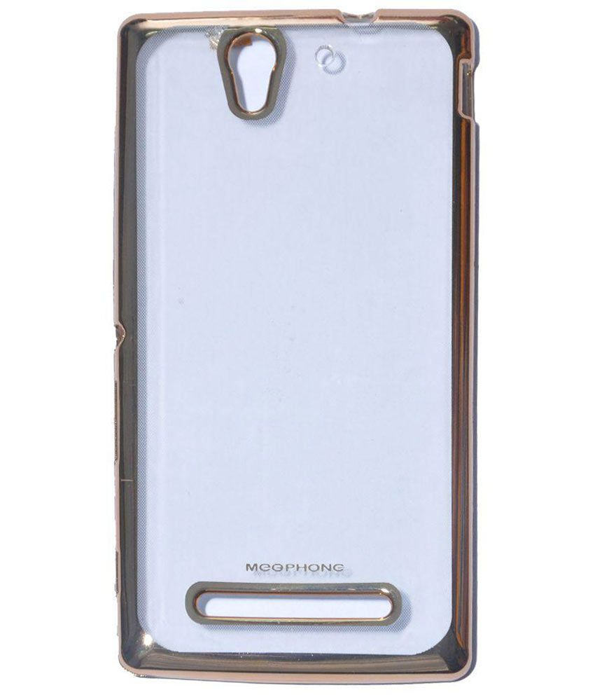 new product ab7e6 ba9b4 Sony Xperia C Back Cover by BLJ - Transparent