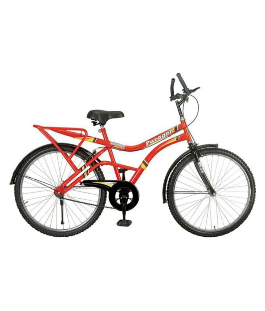 a914879099d Avon Cycles Paragon 26T Bicycle - Red Adult Bicycle Man Men Women  Buy  Online at Best Price on Snapdeal