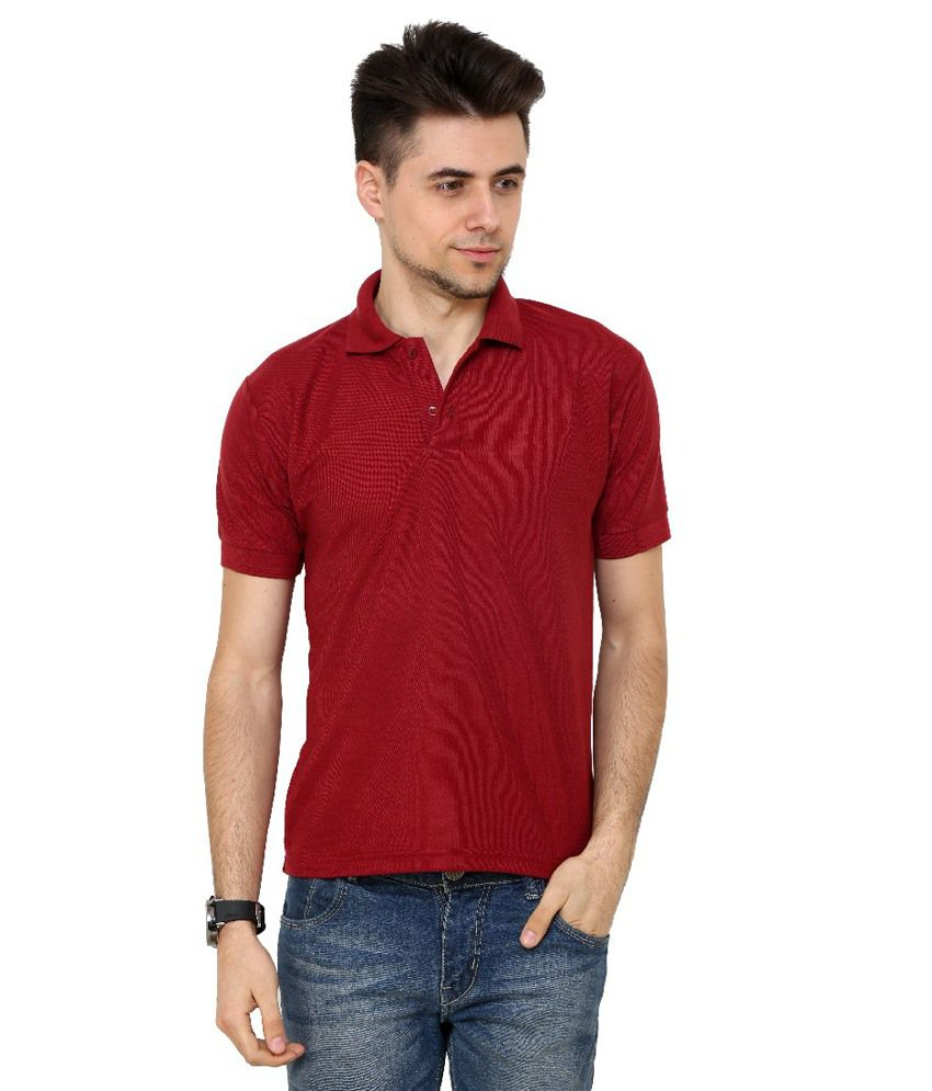 Grand Bear Smart Polo T-shirt For Men
