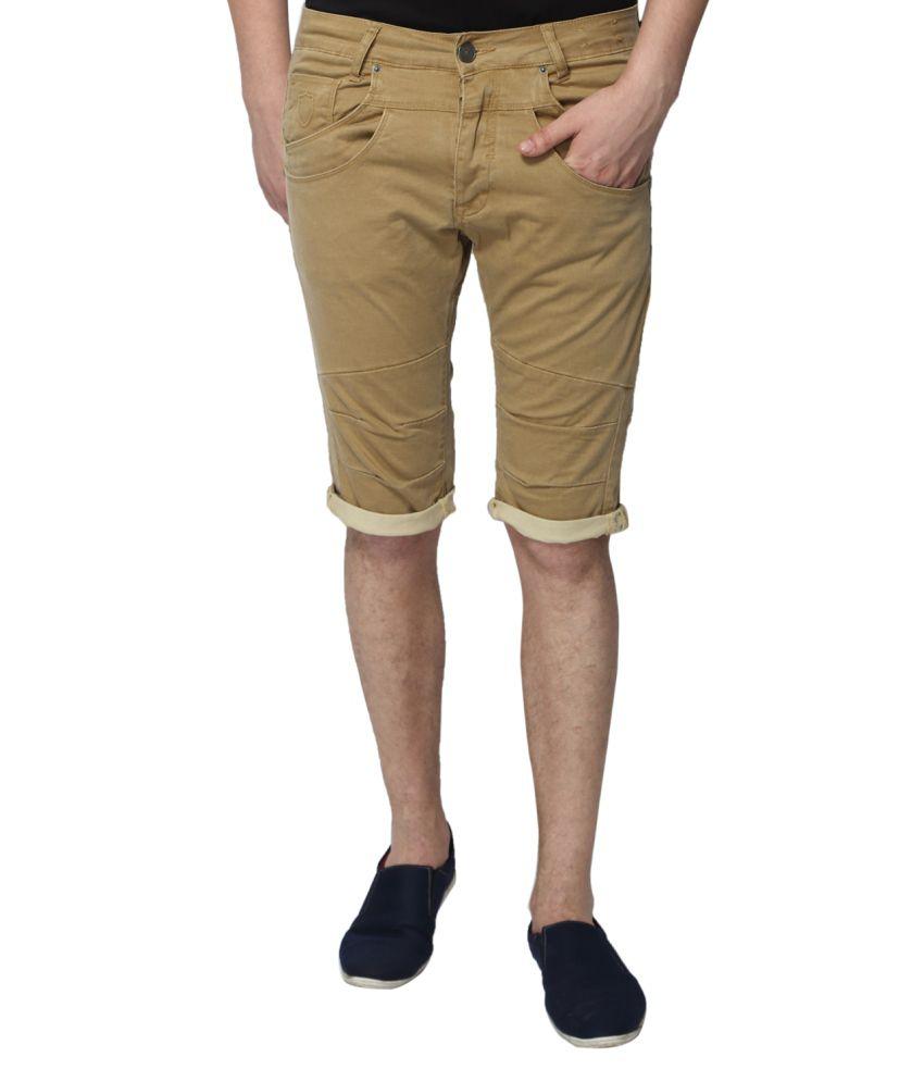 883 Police Beige Shorts