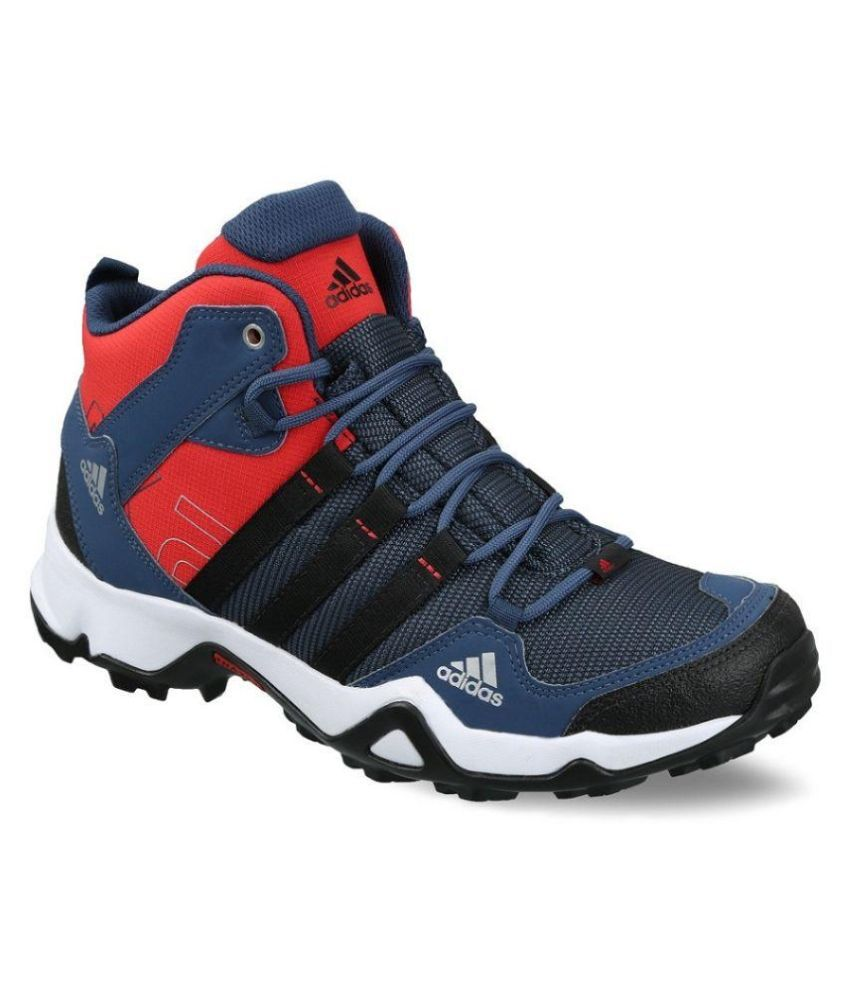 cheap for discount 124dc 5732d Adidas Multi Color Basketball Shoes - Buy Adidas Multi Color Basketball  Shoes Online at Best Prices in India on Snapdeal