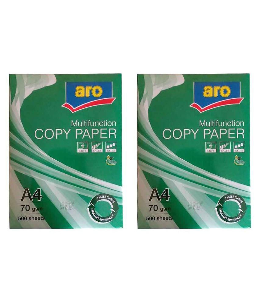 cheap paper rim aro a copier paper combo of sheets gsm buy online at aro a copier paper famu online