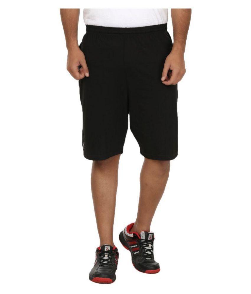 SST Black Shorts