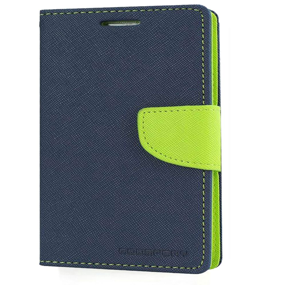 VIMI Mercury Flip Cover For Htc Desire 826-Blue/Green