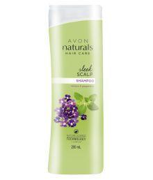 Avon Naturals Verbena And Peppermint Shampoo 200 Ml