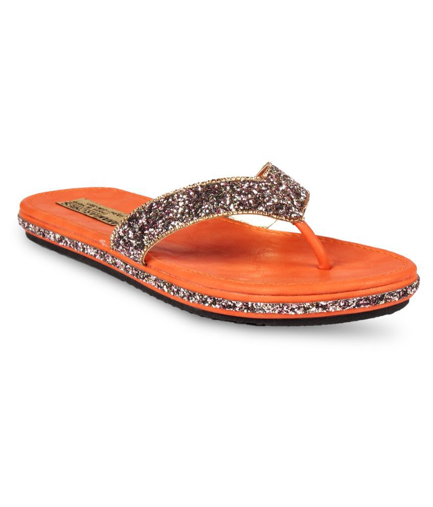 Anand Archies Brown Slippers