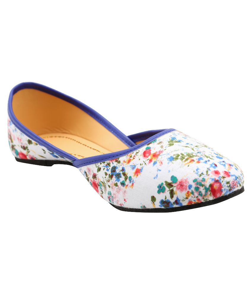 Ridhi Sidhi Multi Color Flats