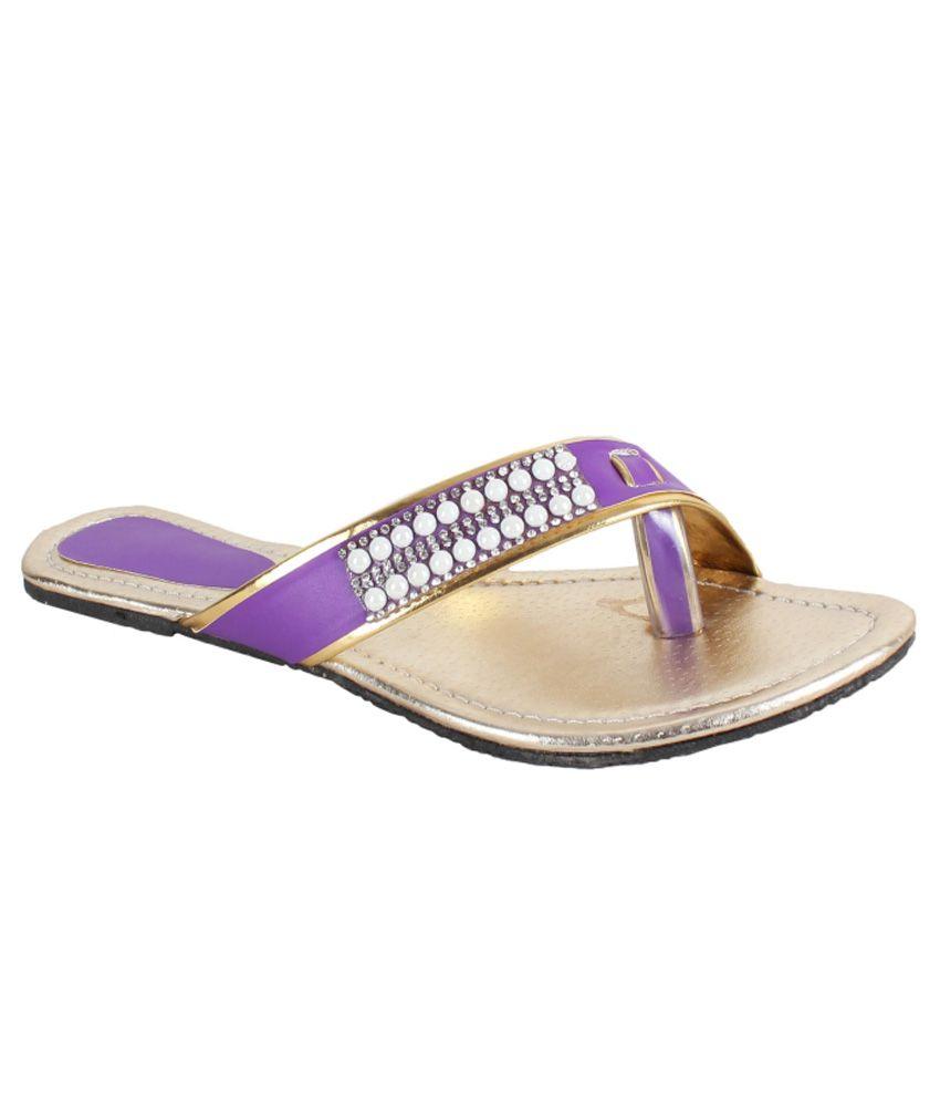Royal Indian Exposures Purple Flats