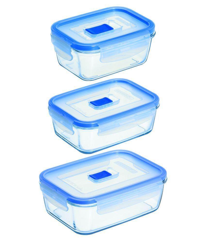 Luminarc Pure Box Storage Set