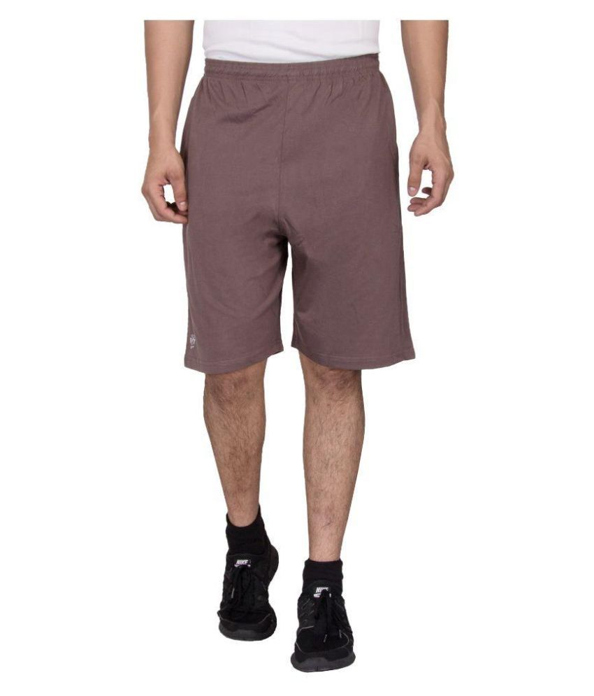 SST Brown Shorts