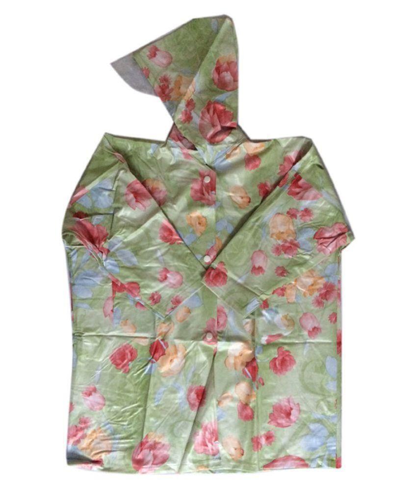 Prince Rainwear Multicolour Nylon Rainwear