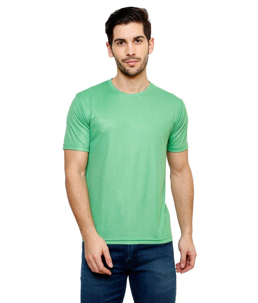 Grand Bear Dry-Fit Fitness T-Shirt - Green