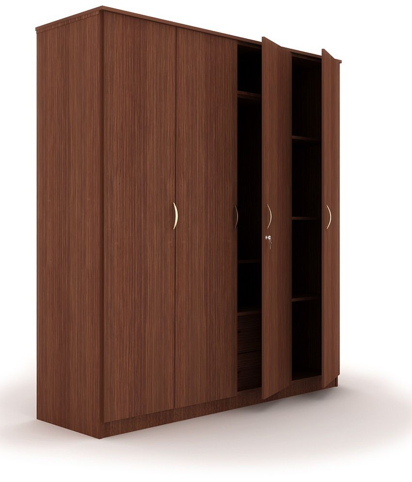 Housefull benz 4 door wardrobe buy online at best price in india on