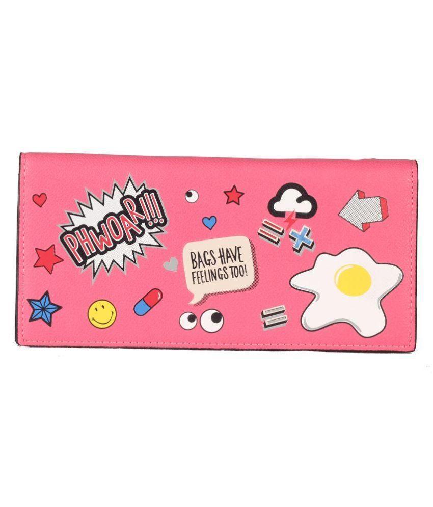 Ms Sha Pink Wallet