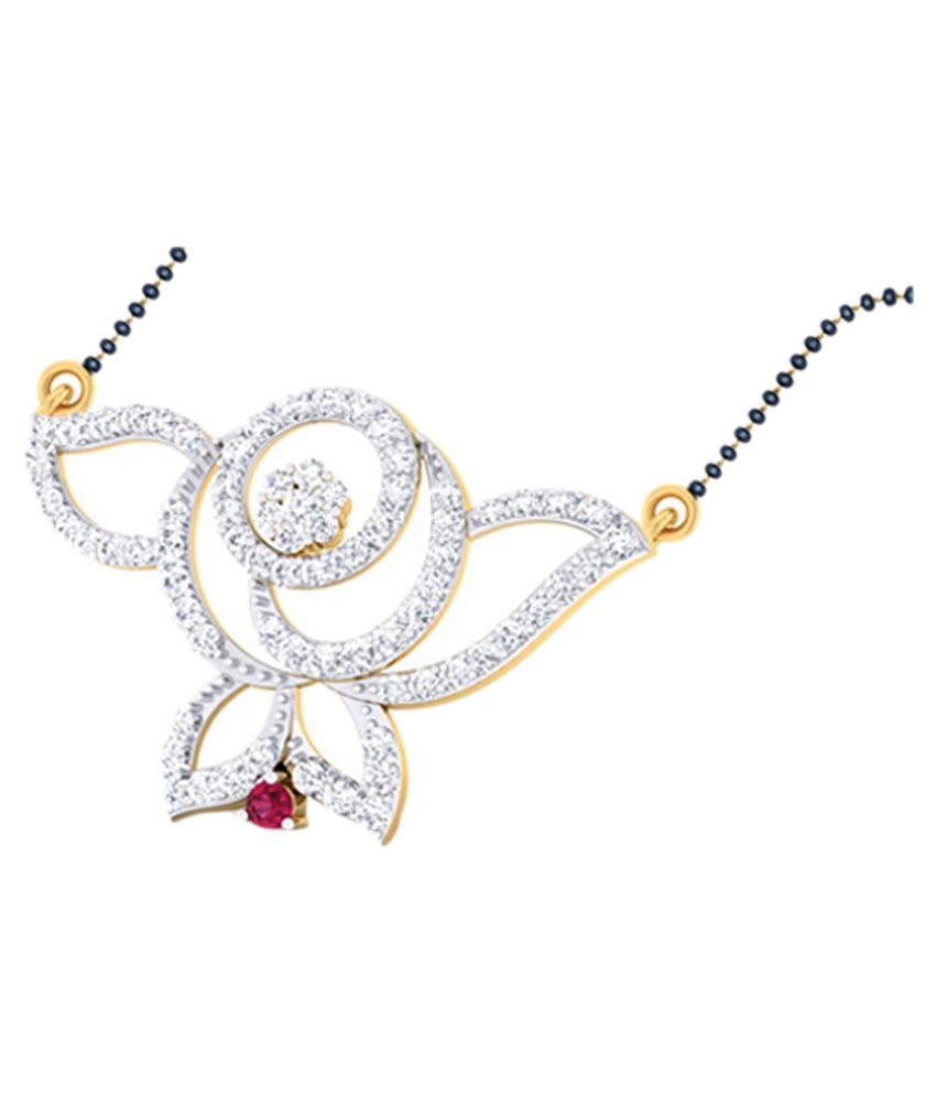 Amantran Jewels 14kt Gold Mangalsutra