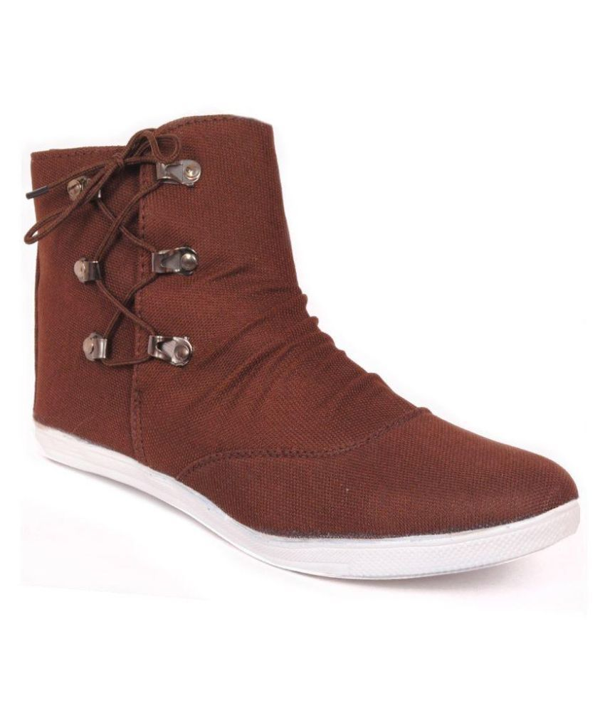 Cyro Brown Boots