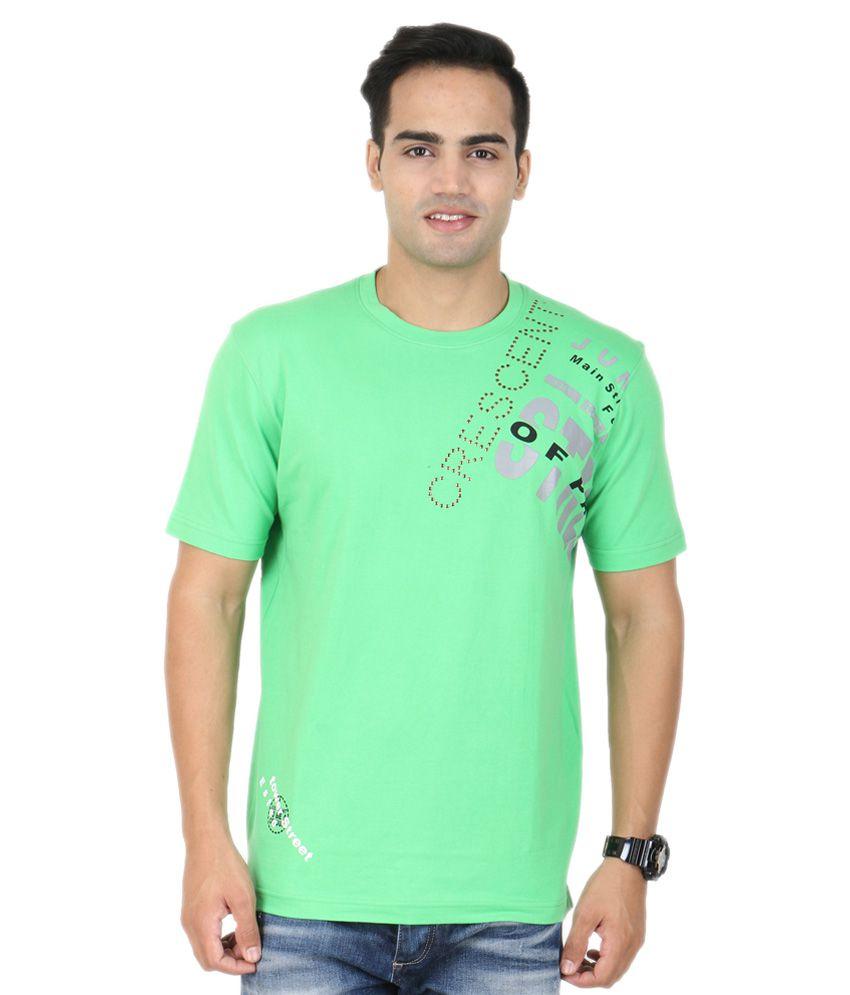 Metal Gear Green Round T Shirt