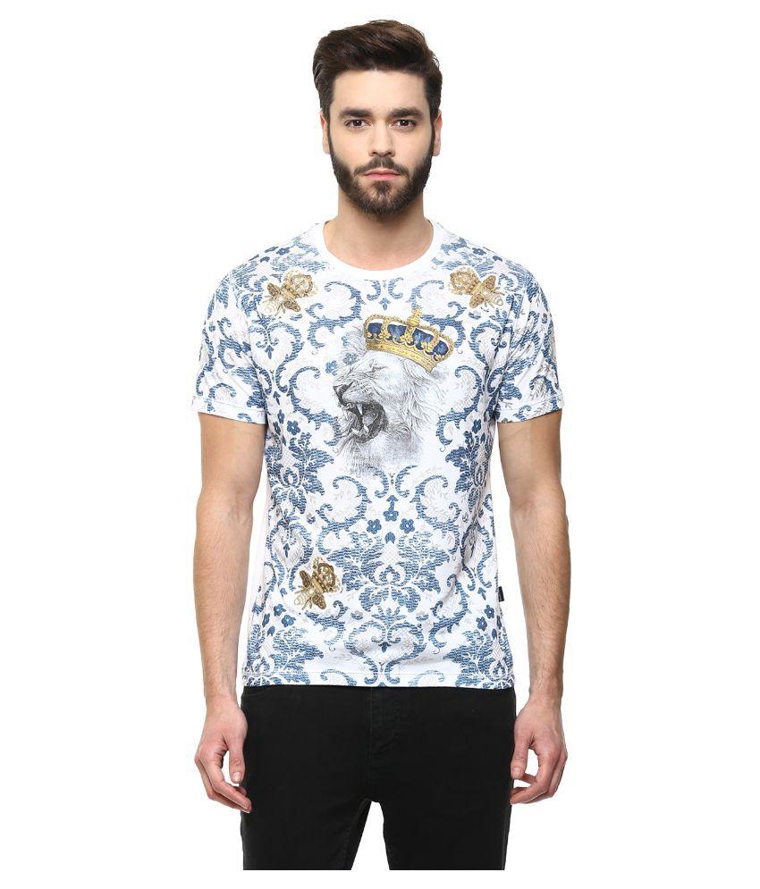 Fritzberg Multi Round T Shirt