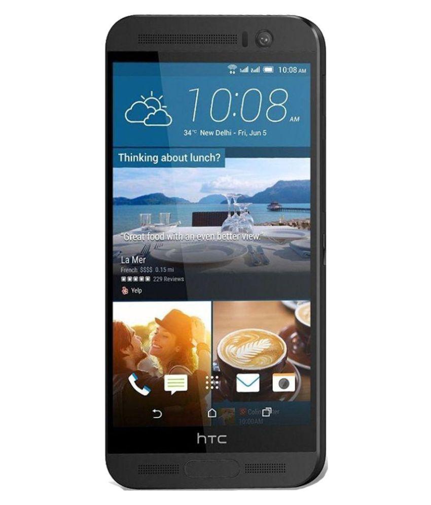 HTC One me ( 32GB , 3 GB ) Black