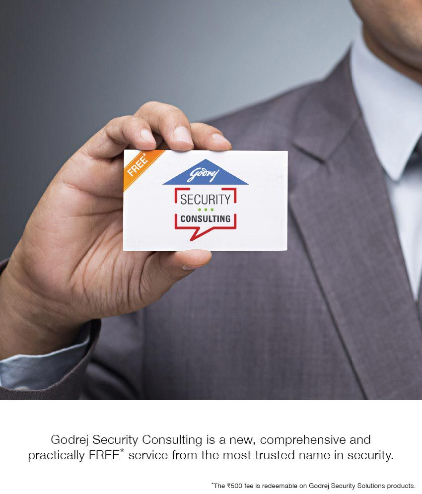 Godrej Home Security Consulting (NCR, Mumbai, Kolkata, Kochi, Gujarat Only)