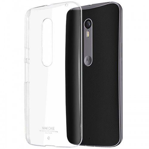 sale retailer c98f7 83652 WiittyOwl Soft Transparent Back Case For Motorola Moto X Style