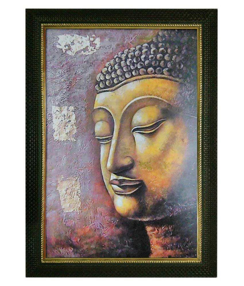 Trends on Wall Acrylic Framed Religious Paintings
