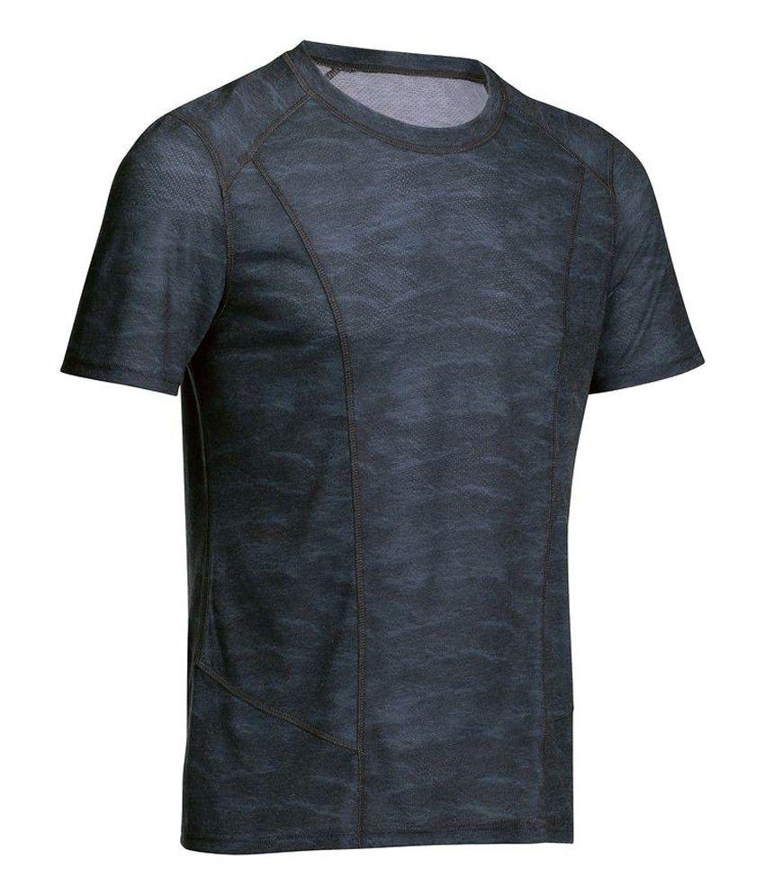DOMYOS Actizen Ultra Men's Yoga T-Shirt By Decathlon