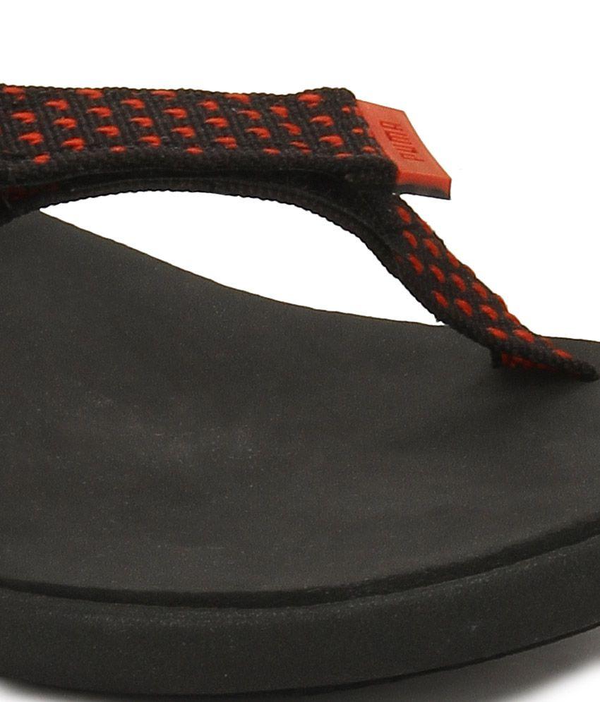 Puma Plato DP Black Floater Sandals - Buy Puma Plato DP Black ... 94b3002bf