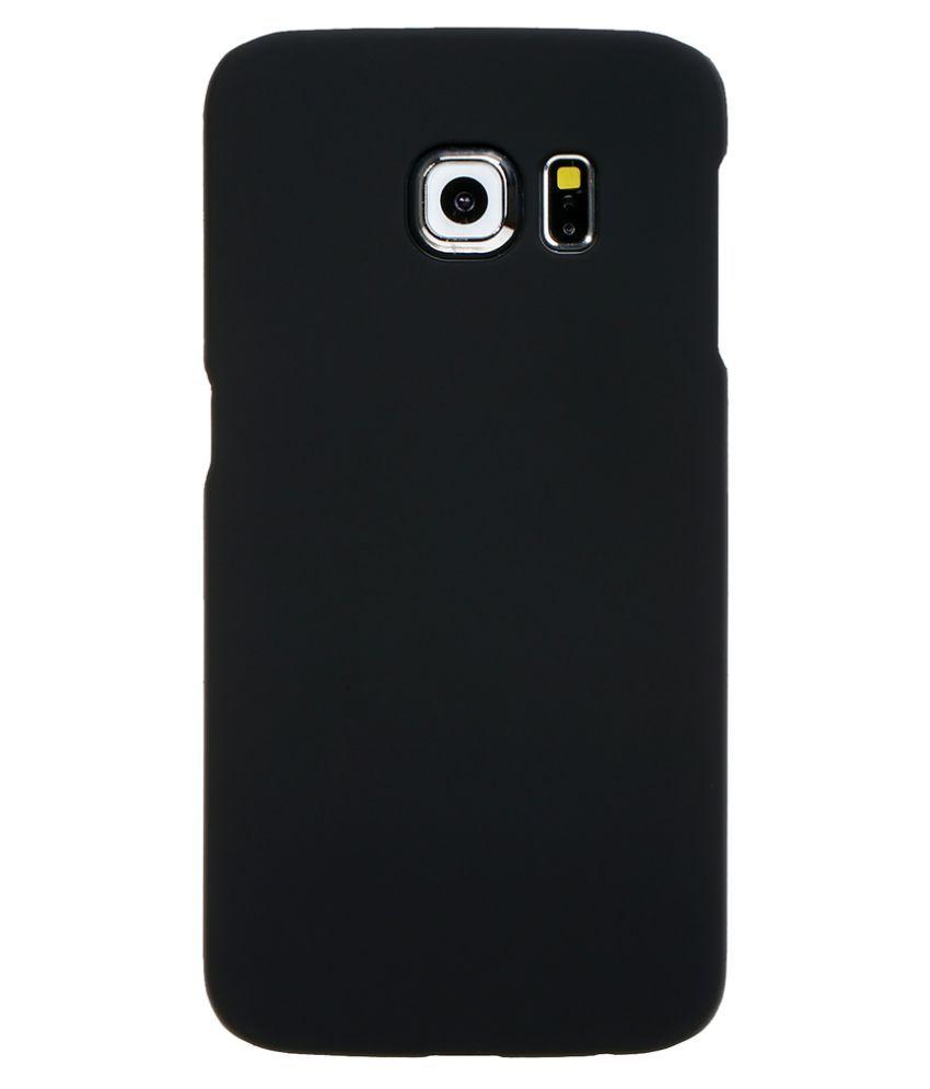 premium selection 33ad7 c123b Samsung Galaxy S6 Edge Cover by SGM - Black
