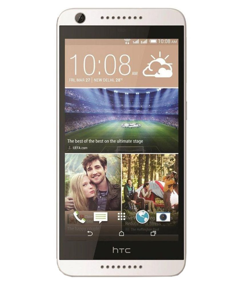 HTC 626+ ( 16GB White )
