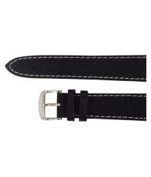 Tizoto Black Leather Strap