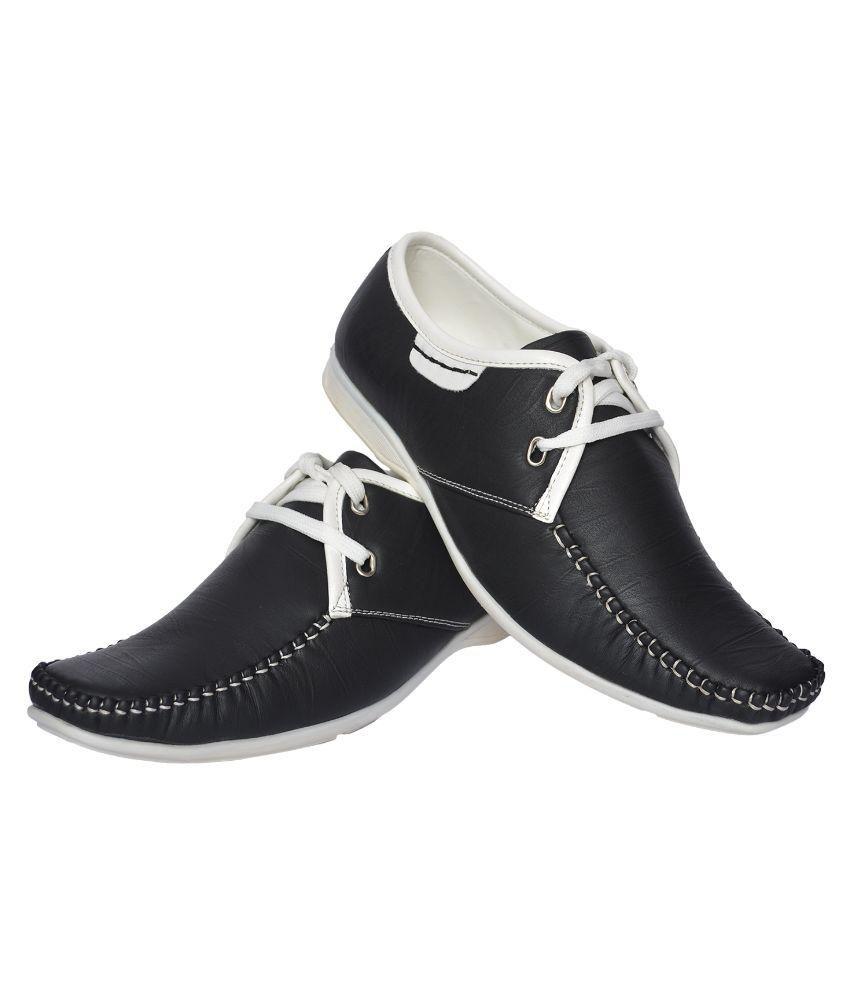 Desi Juta Black Outdoor Shoes - Buy Desi Juta Black Outdoor Shoes ... ae1a4b4ca575