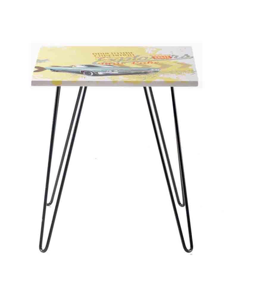 Nilkamal Solio Corner Table