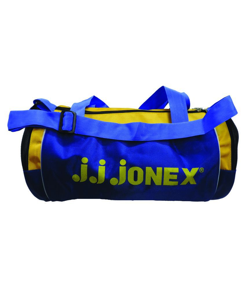 J.J Jonex Newly Launched BLUE 25 Gym Bag
