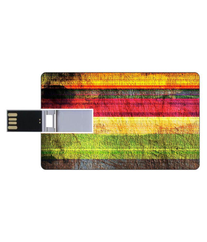 Youberry 16 GB Pen Drives Multicolour