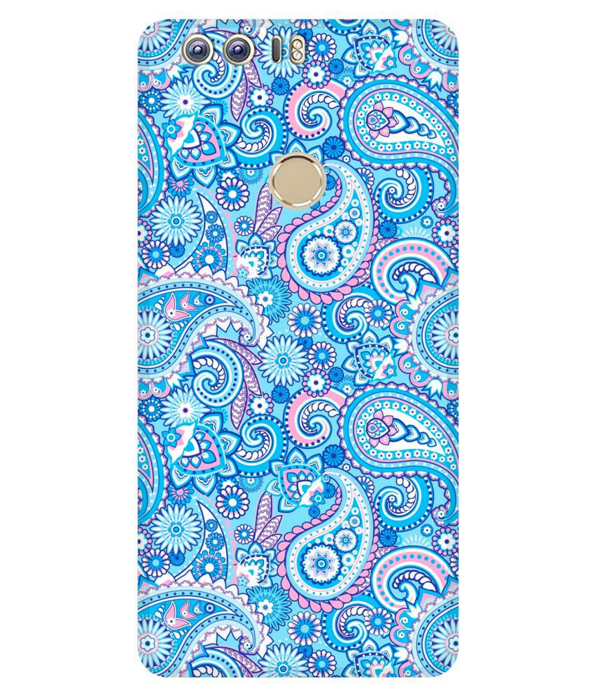 Huawei Honor P8 Printed Cover By SWAGMYCASE