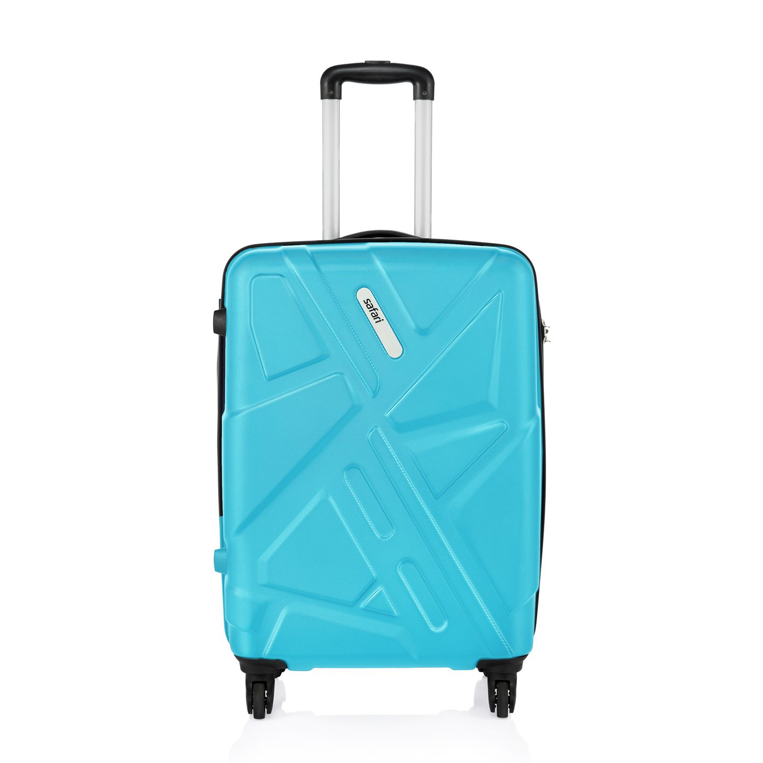 Snapdeal: Safari Traffik-Anti Scratch 4 Wheel Hard Luggage @ Rs.2,695/- (65% OFF)
