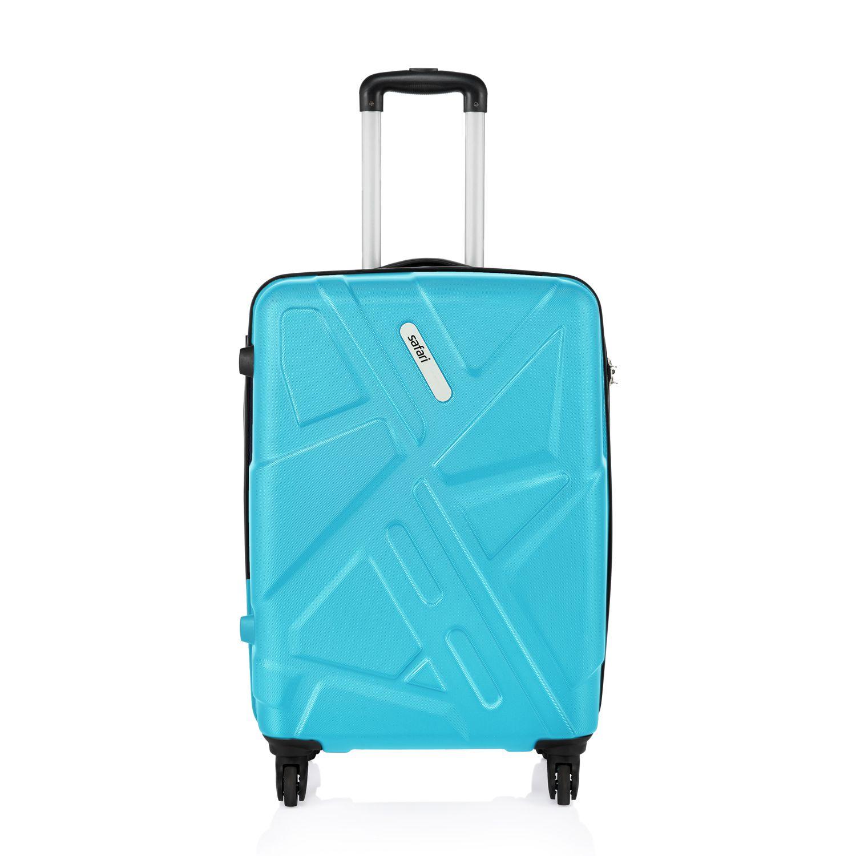 Snapdeal: Safari Traffik-Anti Scratch 4 Wheel Hard Luggage @ Rs.2,695/- (65% OFF)
