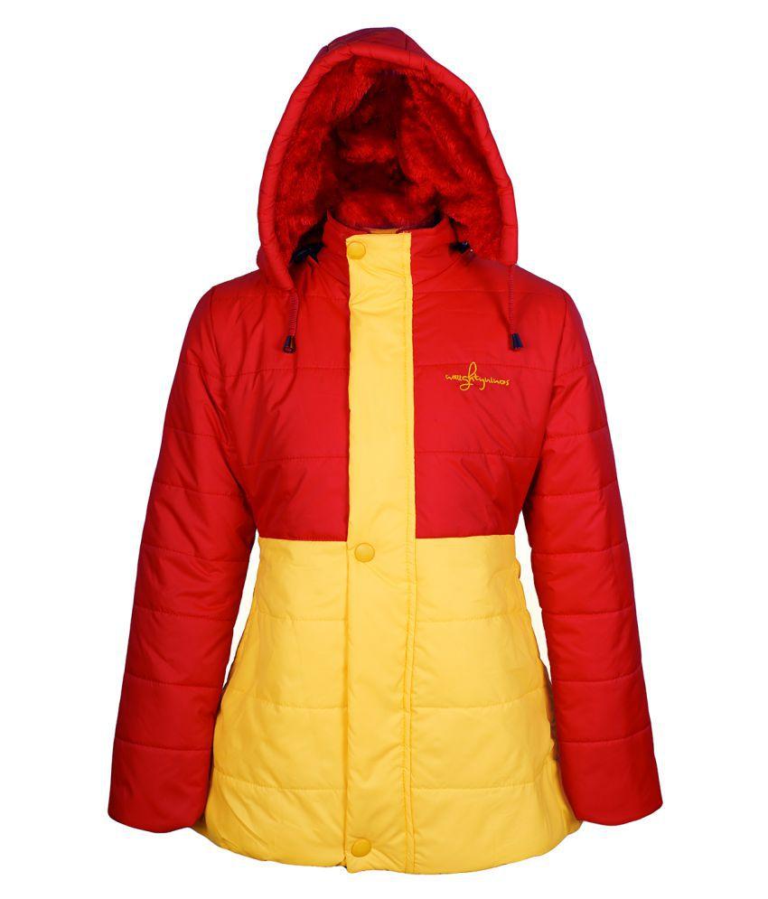 Naughty Ninos Multicolor filled Jacket