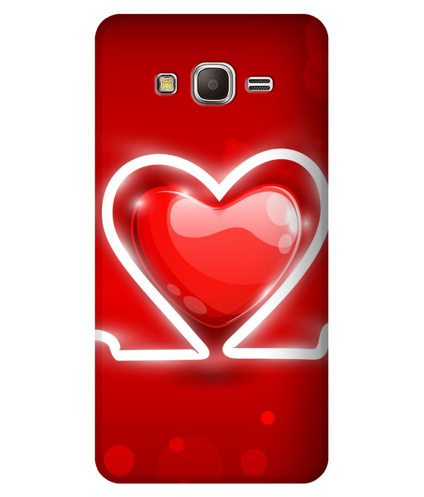 Samsung Galaxy Grand Duos Printed Cover By SWAGMYCASE