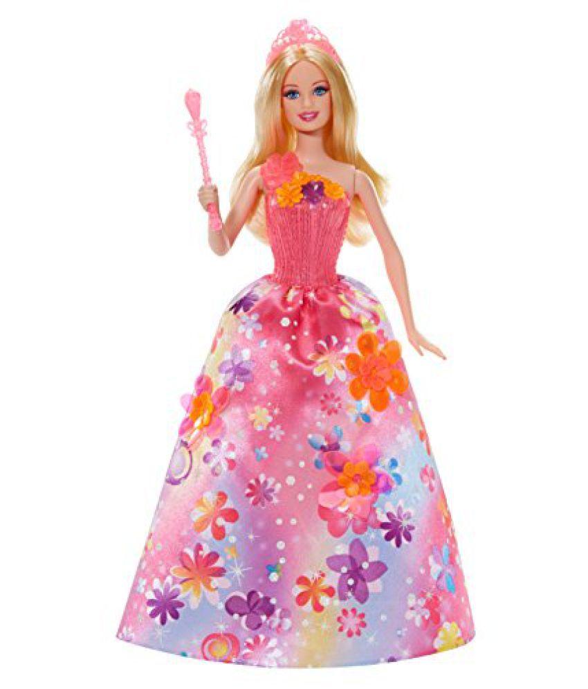 barbie and the secret door princess alexa spanish singing doll - Barbie Fe