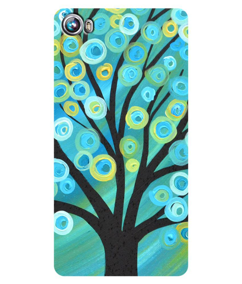 Micromax Canvas Fire 4 Printed Cover By SWAGMYCASE