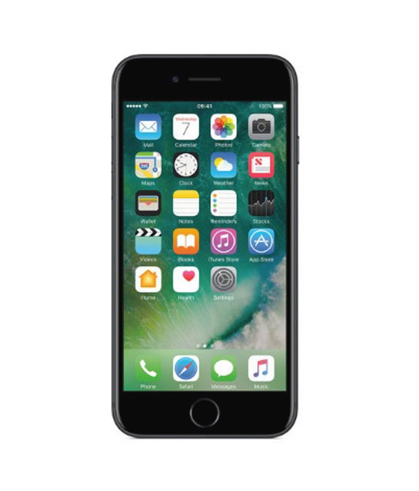 Apple iPhone 7 ( 32GB , 2 GB ) Black