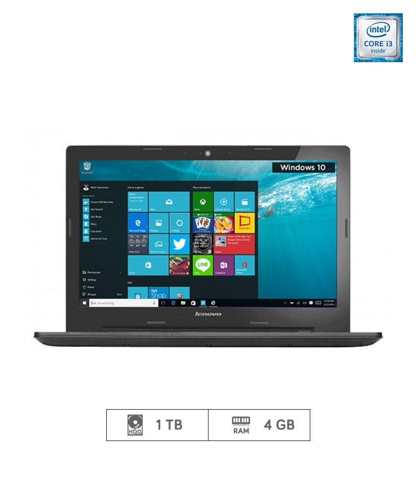 Lenovo g50 80 notebook 80e502ulin core i3 4gb ram 1tb hdd lenovo g50 80 notebook 80e502ulin core i3 4gb ram 1tb fandeluxe Gallery